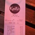 Bilde fra Cafe Knuth's