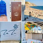 Billede af ZaZu Beach Club
