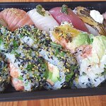 DeLuxe Omakase 12 pcs