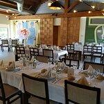 Restaurante elegante y funcional