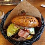 Bilde fra The Burger Shack Aalborg