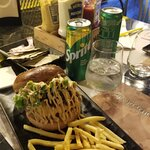 Baronn Pizza Hamburger resmi