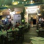 Kafeneio Oraia Ellas in july 2021. Athens.