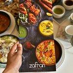 Foto van Zafran Indian Bistro