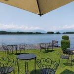 Photo de La Caletta del Canavese lake of Candia Canavese