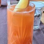 Mai Tai drink at Restaurant Indigo, Mariehamn