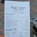 صورة فوتوغرافية لـ The Burger Factory