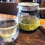 国産レモンと柚子の茎茶