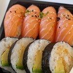 Bilde fra Fuji sushi