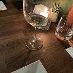 """""""Wine pairing"""" less than 0,1 ml each glass…"""