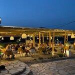 Iliada Beach Bar Restaurant Foto