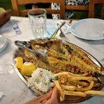 Φωτογραφία: Αρχιπέλαγος Ψαροταβέρνα  Εστιατόριο