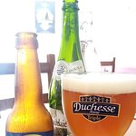 Cerveza y sidra bretona
