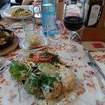 Cafe Restaurant Promenade Foto