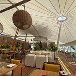 ภาพถ่ายของ The Tent beachfront restaurant and bar