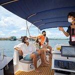Let's Go Kelong Boat Tour at Pulau Ubin