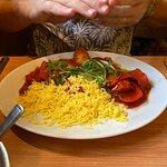 Shashlik korei chicken… divine !