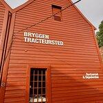 Bilde fra Bryggen Tracteursted