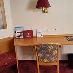 Schreibtisch im Zimmer 41