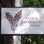 Zamek Joannitow restauracja