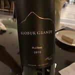 KLOBUK GRANDE Malbec wine
