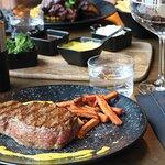 Bilde fra Big Horn Steakhouse Møllergata