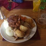Almost a carvery convert