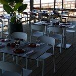 Restaurante BBB Navegadores praia de monte gordo