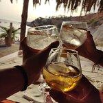 Foto de Cala D'Hort Restaurant