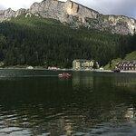 Foto de Quinz Ristorante della Locanda Al Lago