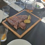 Carne de vaca a la brasa 700 gramos