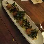 Croquetas de pescado, que otra exquisita joya para el paladar.