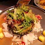 raw tuna salad