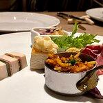 タパス&チャコールグリル ラ・シマ での食事
