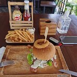 ภาพถ่ายของ Big Boys' Burger Club