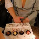 Amazing staff looking after us for a Birthday made us feel so special from start to finish