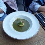 zupa- krem ze szczawiu