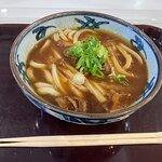 カレーうどん(590円)