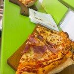 Φωτογραφία: Pizza Slice Paros