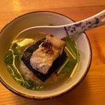 鰻魚茶漬飯