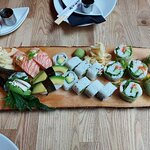 combined platter