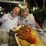 Sol Sailing Skipper Martin.... fabulous sailing in Croatia. Antonijo's was fine dining at its be