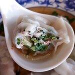 上海弄堂菜肉餛飩(天后店)照片
