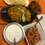 Foto van The Great India Halal