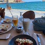 Φωτογραφία: Lithos Restaurant Cafe