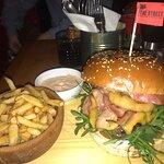 Bilde fra The Street Burgers and Cocktail Bar Prague 1