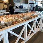 Bilde fra Ravnkloa Fish Market
