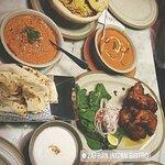 صورة فوتوغرافية لـ زافرانمطعم هندي