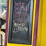 صورة فوتوغرافية لـ Sad Man's Tongue Bar & Bistro