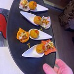 Complimentary tasters